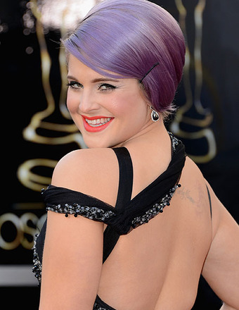 Kelly Osbourne Home from Hospital, Clean Bill of Health