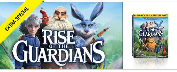 Win It! 'Rise of the Guardians' on Blu-ray and DVD