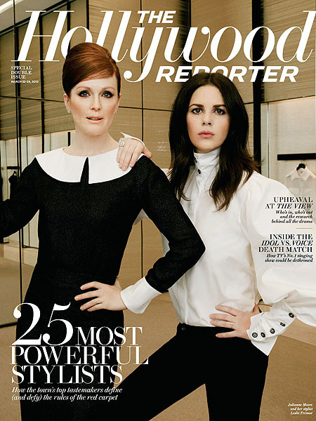 The Hollywood Reporters Top 25 Stylists in Hollywood List