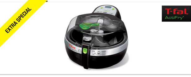 Win It! A T-fal ActiFry