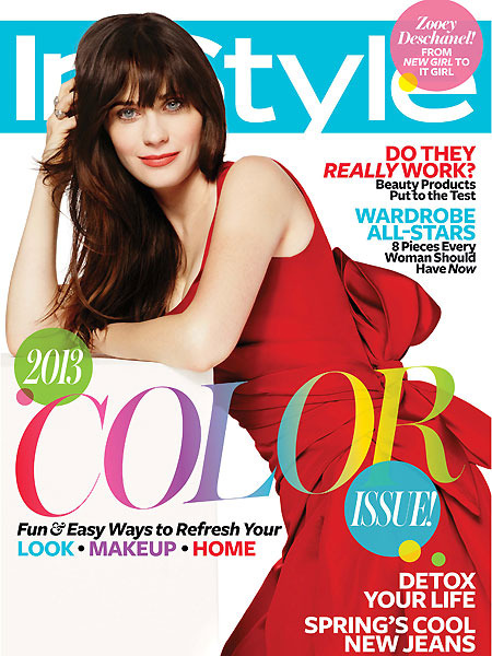 Zooey Deschanel Jokes on Her Style: 'I'll Have to Start Wearing Power Suits'