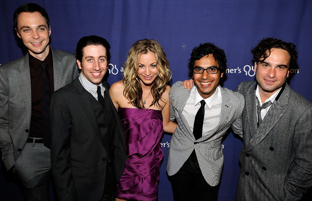 &#039;The Big Bang Theory&#039; Celebrates Meteoric Four Years