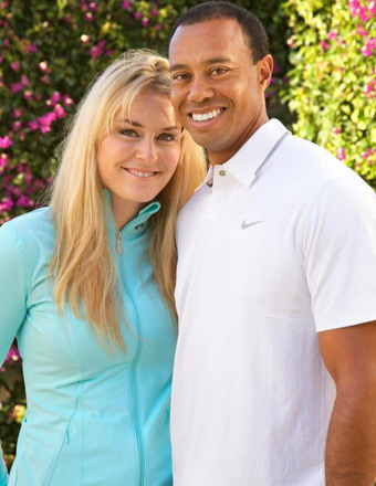 Lindsey Vonn: 'I Am Dating Tiger Woods'