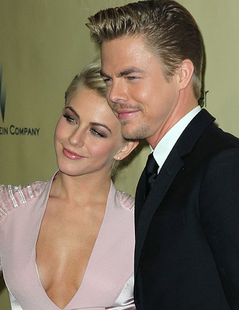 Derek Hough: Julianne Wants to Get Back to Dancing