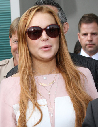Lindsay Lohan's Pre-Rehab Plan: 'Anger Management' with Charlie Sheen