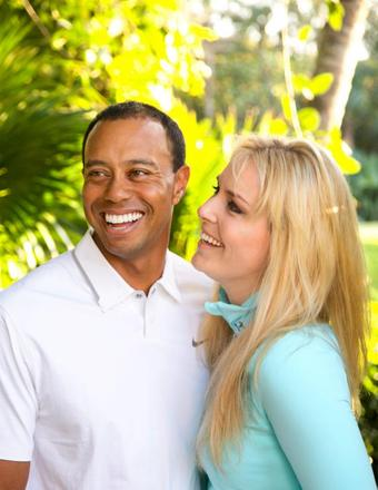 Tiger Woods and Lindsey Vonn: Love or Image Rehab?