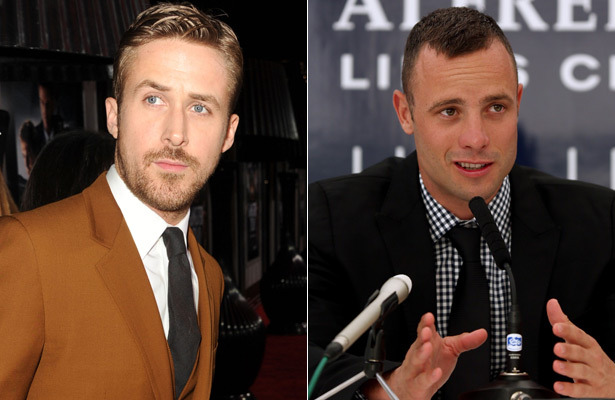 Movie News: Ryan Gosling Cast as Accused Murderer Oscar Pistorius?