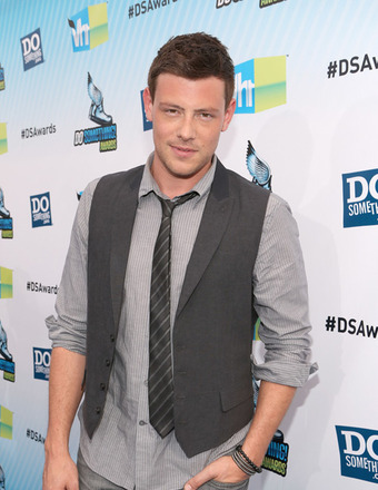 'Glee' Star Cory Monteith Checks Into Rehab