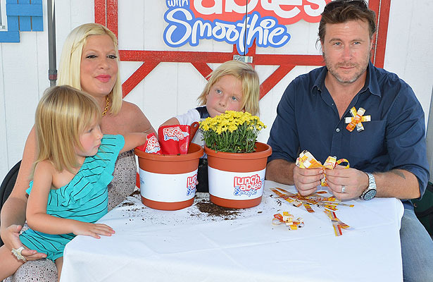 Tori Spelling and Dean McDermott Open Up About $300M Divorce Rumors