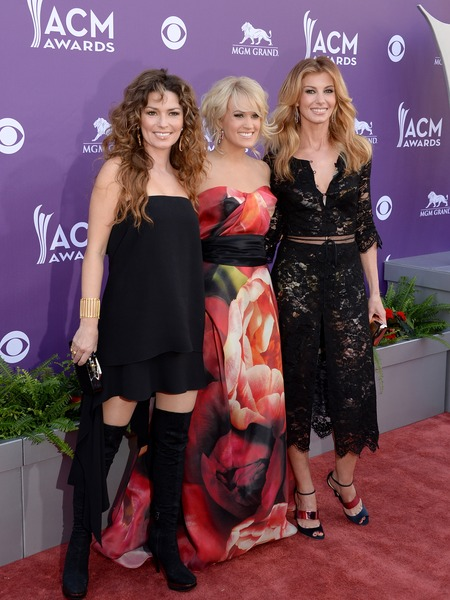 Photos! At the 2013 ACMs
