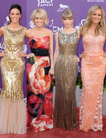 Vote! Who Was Best-Dressed at ACMs?