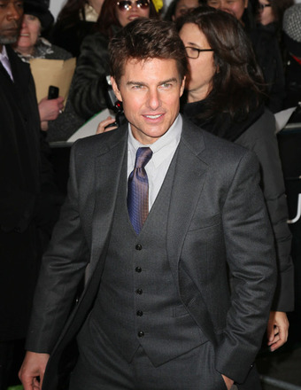 Report: Tom Cruise Says 'I Did Not Expect' Divorce