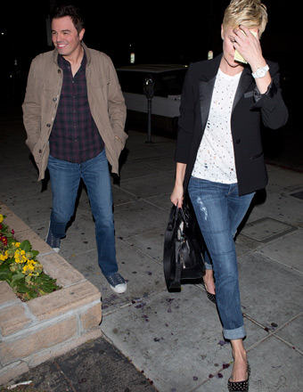 Are Charlize Theron and Seth MacFarlane Dating?