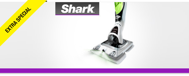 Win It! A Shark Sonic Duo Mop