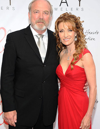 Jane Seymour and James Keach Split