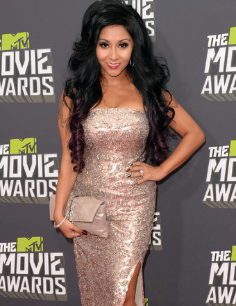 Pics! The 2013 MTV Movie Awards Red Carpet