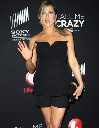 Jennifer Aniston on Wedding Dress Shopping: &#039;I Like to Be Spontaneous&#039;