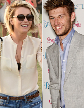 Julianne Hough&#039;s Mystery Man Revealed!  