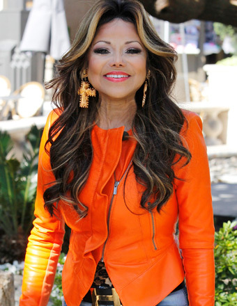 La Toya Jackson &#039;Absolutely Okay&#039; with Paris and Debbie Rowe Reunion