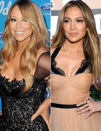 Shakeup?! Did 'American Idol' Try to Replace Mariah with J.Lo?