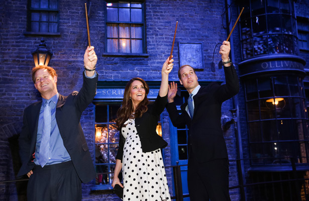 'Harry Potter' News: Kate Middleton and Prince William Head to Hogwarts