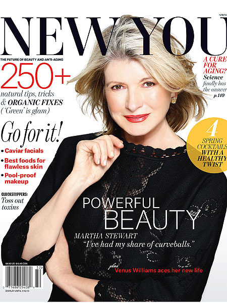 Martha Stewart on Being 70: 'We Have a New Generation'