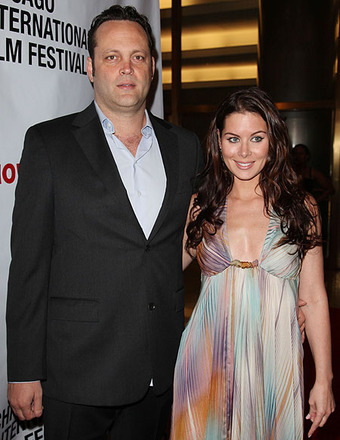 Vince Vaughn and Wife Expecting Second Baby
