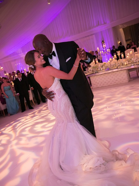 Wedding Details: Meet Michael Jordan's New Bride!