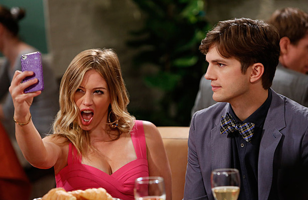 Sneak Peek! Hilary Duffs Party Girl in Two and a Half Men 