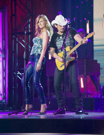 Brad Paisley Shows Up In &#039;Nashville&#039; 