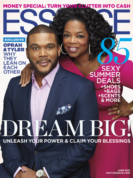 Oprah and Tyler Perry on Their Amazing Friendship