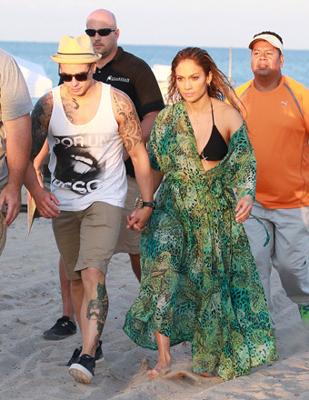 Gunshots at Jennifer Lopez Video Shoot