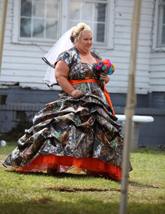 'Honey Boo Boo' Wedding Album: Mama June and Sugar Bear's Big Day