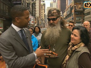 Duck Dynasty' Stars Pick Favorite Met Gala Looks | ExtraTV.com