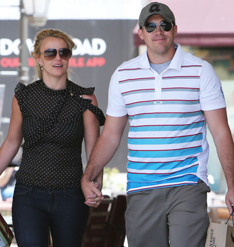 Is Britney Spears Getting Married Again... in Las Vegas?