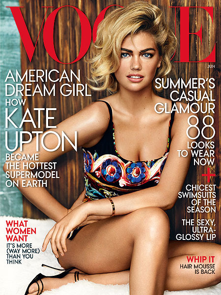 Kate Upton on Being Curvy: I Cant Change Some Things