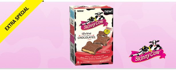 Win It! A 6-Month Supply of Skinny Cow Chocolates