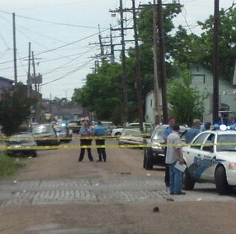 Mother&#039;s Day Shooting: 12 People Injured