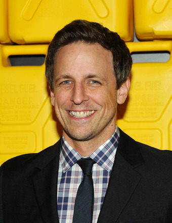 Seth Meyers to Replace Jimmy Fallon on &#039;Late Night&#039; 