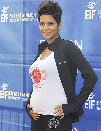 Halle Berry on Pregnancy: Daughter Nahlas Wish Come True