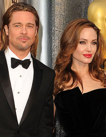 Brad Pitt Calls Angelina Jolie Heroic for Extreme Health Decision