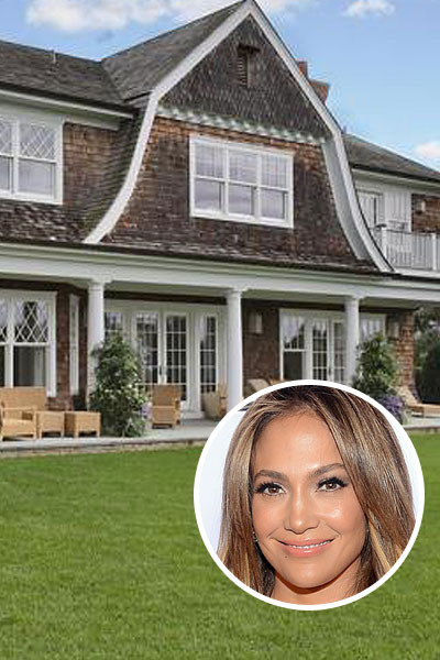 Report: Jennifer Lopez Eyes Hamptons Mansion
