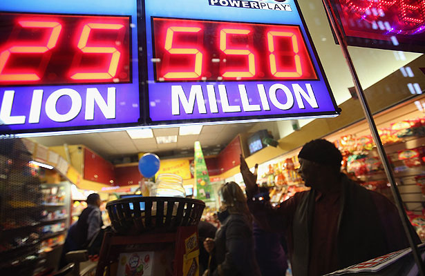 The Powerball Wish List: What You Could Buy with $550 Mil