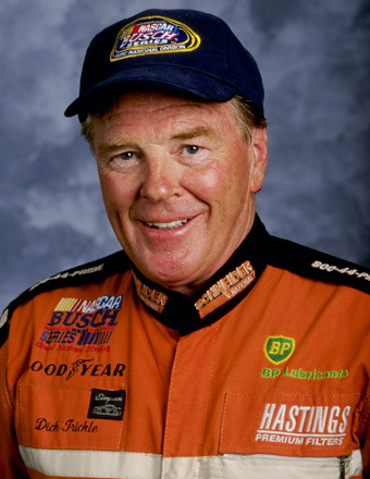 NASCAR Driver Dick Trickle Dead of Apparent Suicide