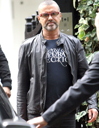 George Michael Airlifted to Hospital After Single Car Crash