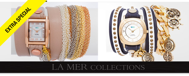 Win It! A La Mer Watch