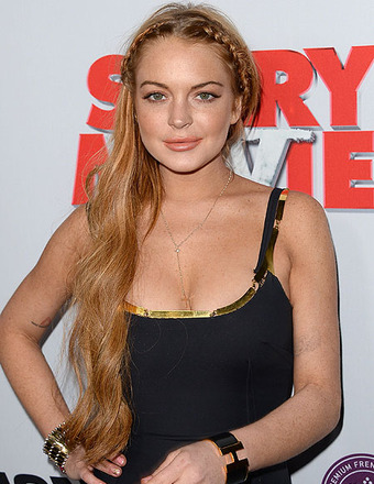 Report: Lindsay Lohan Gains Weight After Adderall Cut Off