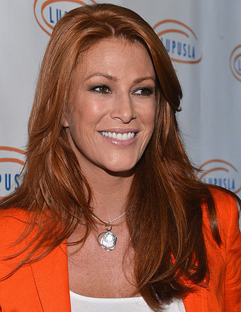 Angie Everhart: 'I Am Cancer Free!'