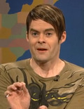 SNL Bids Farewell to Bill Hader with a Big Stefon Wedding