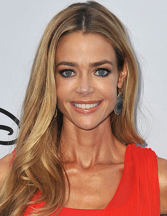 Denise Richards on Ex Charlie Sheen: 'We Don't Have to Hate Each Other'